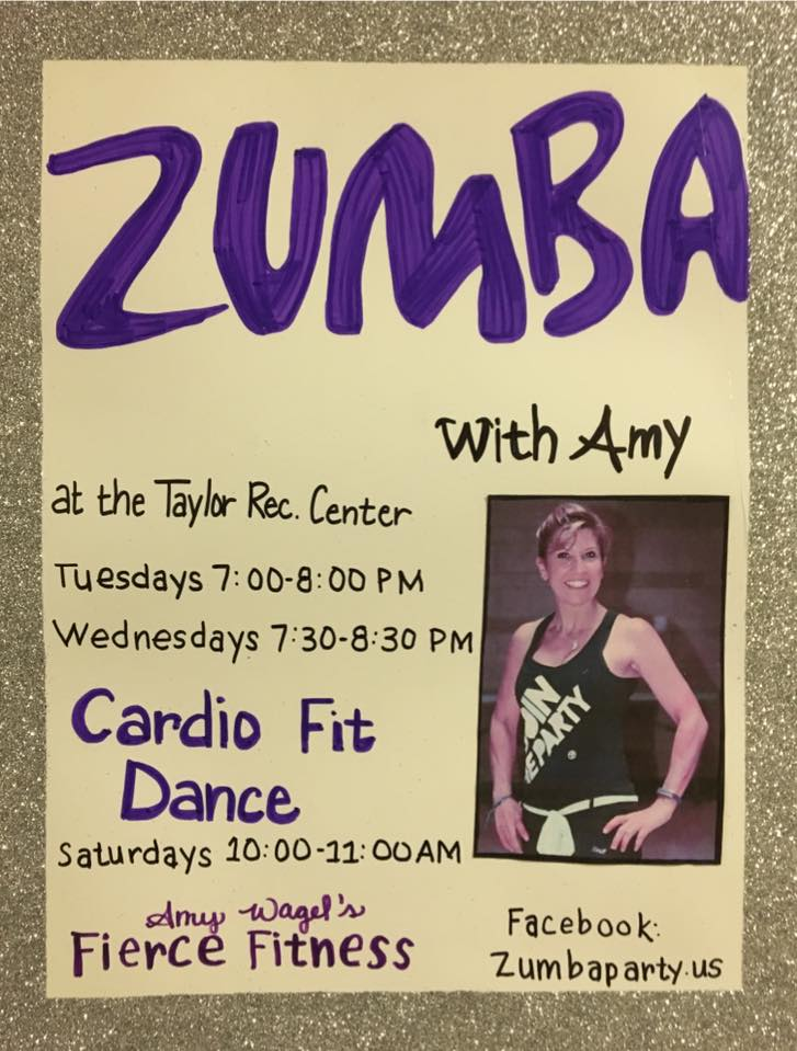 Zumba with Amy