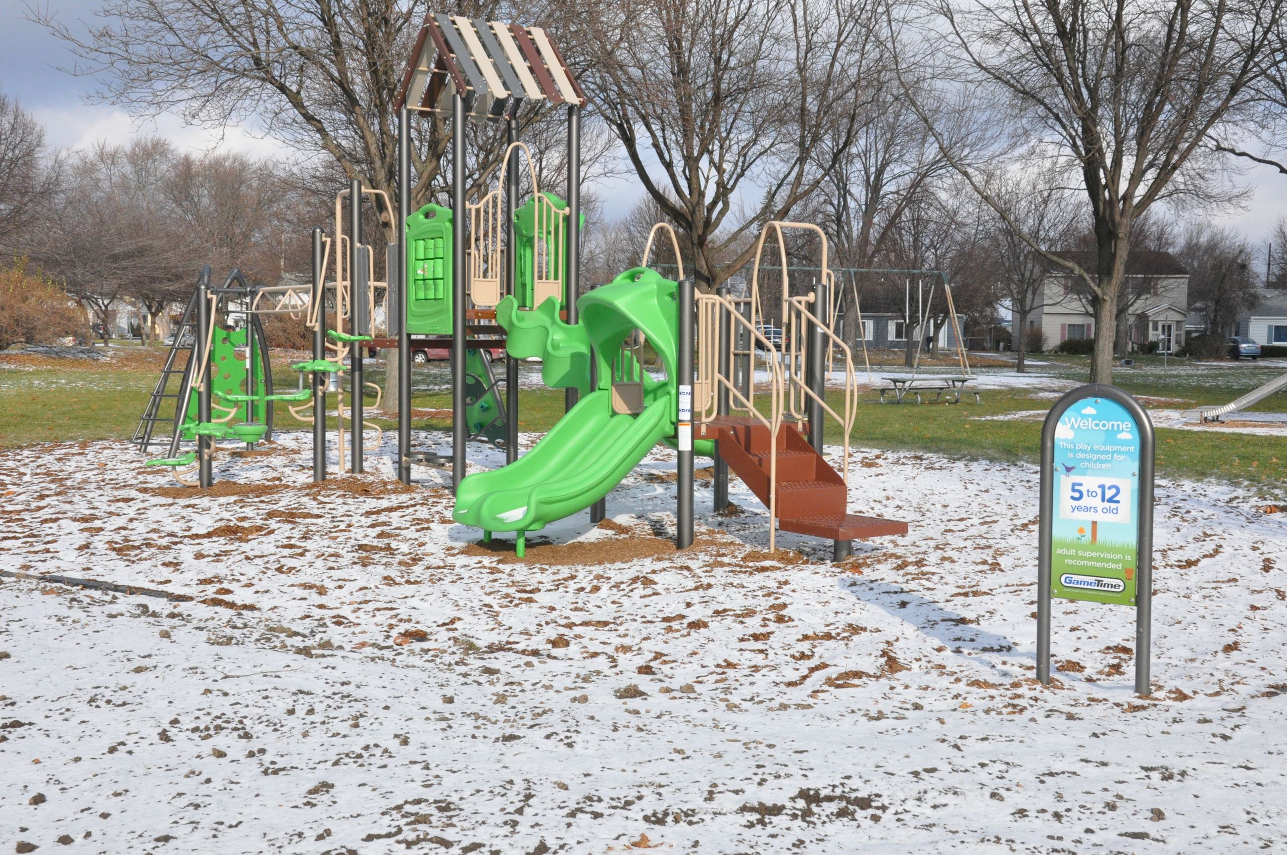 howard noble playscape