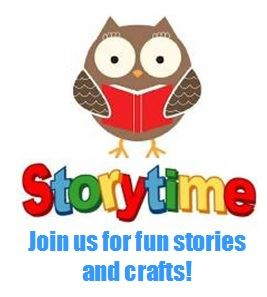 Join us on Tuesday&#39s for Toddler Story Time