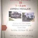 historical society open house