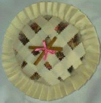 potpourri pie craft