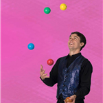 Comedy and Juggling Show