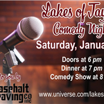 Comedy Night 2019
