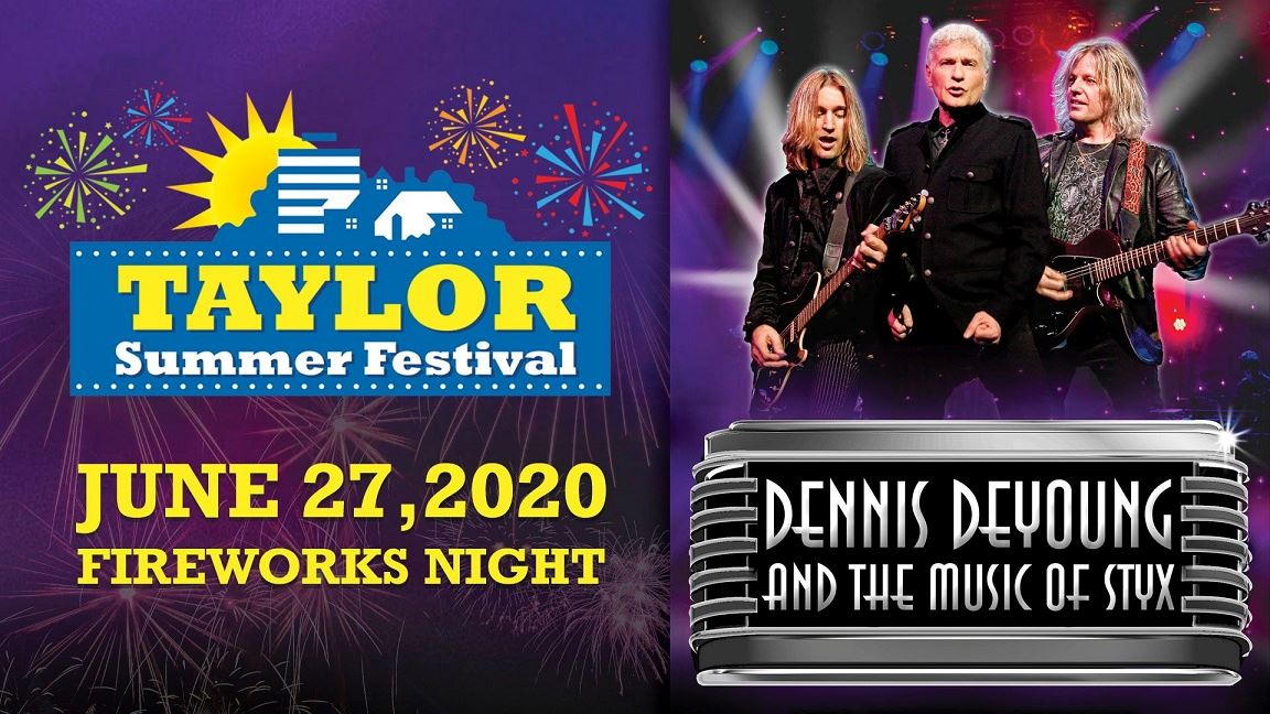 2020 TAYLOR SUMMER FEST SATURDAY CONCERT