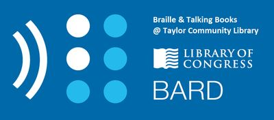 braille amp audio reading download bard taylor mi