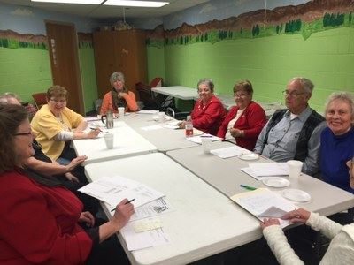 Meeting of the Friends of the Taylor Community Library