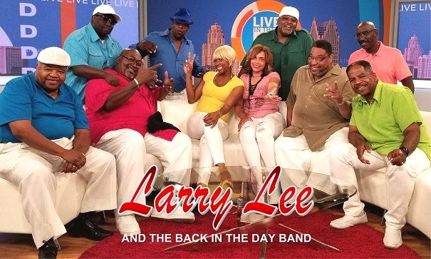 LARRY LEE BACK IN THE DAY BAND
